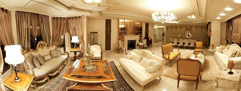 عکس خانه دوبلکس ویلایی